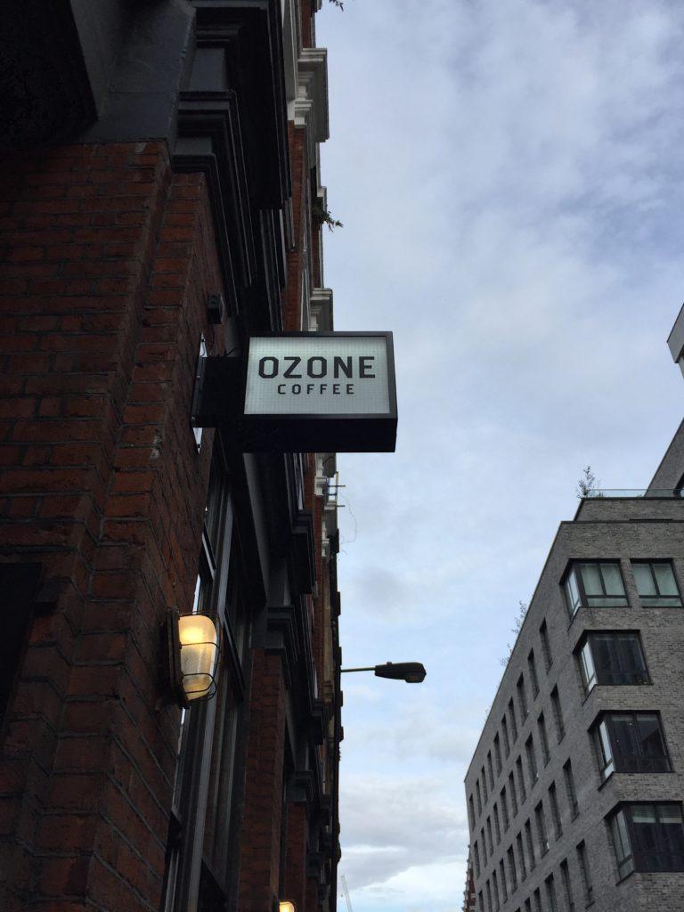 Ozone Coffee in London