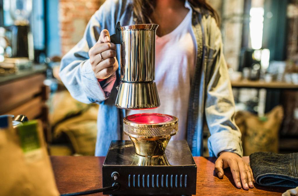 Bialetti Venus stove top