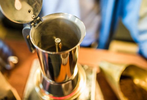 Bialetti Venus Brewing