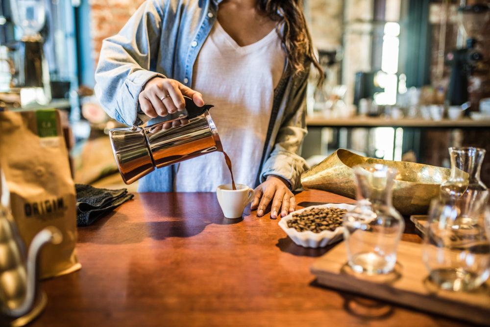 Bialetti Stove Top coffee