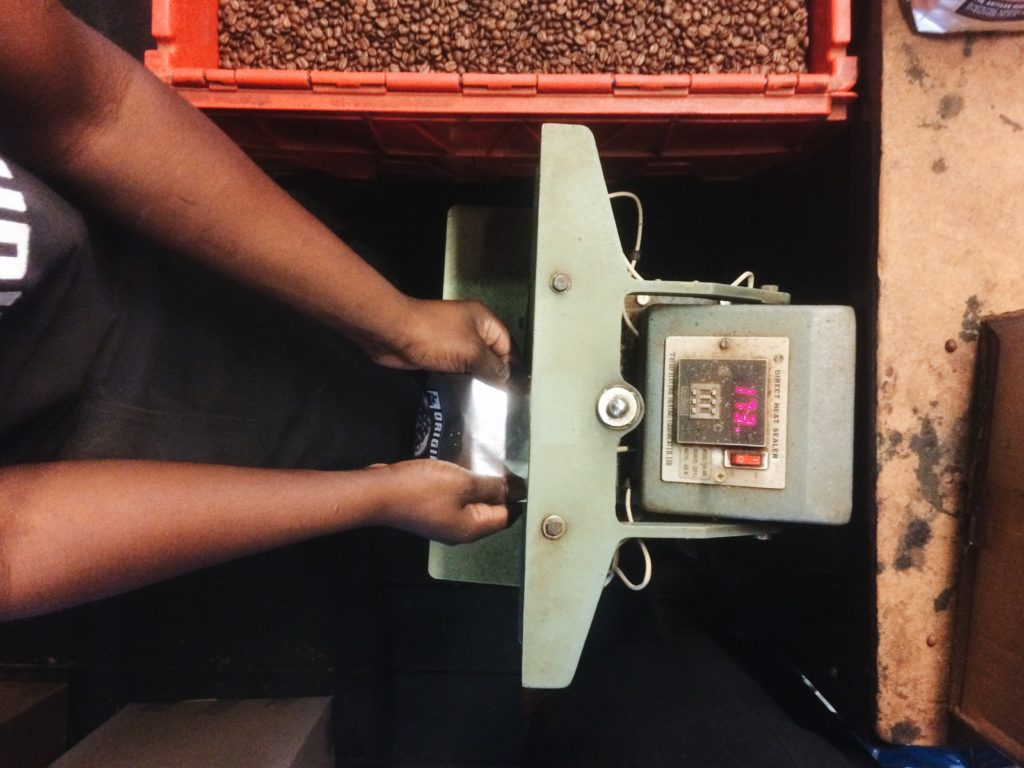 Origin Artisan-Roasted Speciality Coffee
