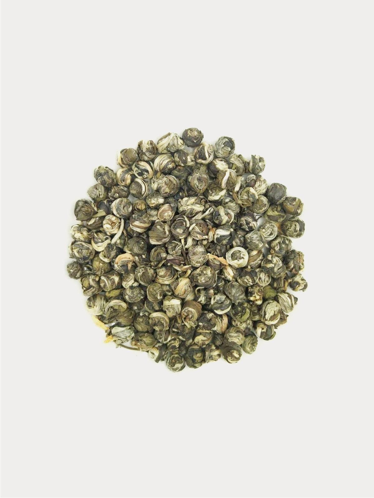 Nigiro Ooolong Dragon Pheonix Pearls