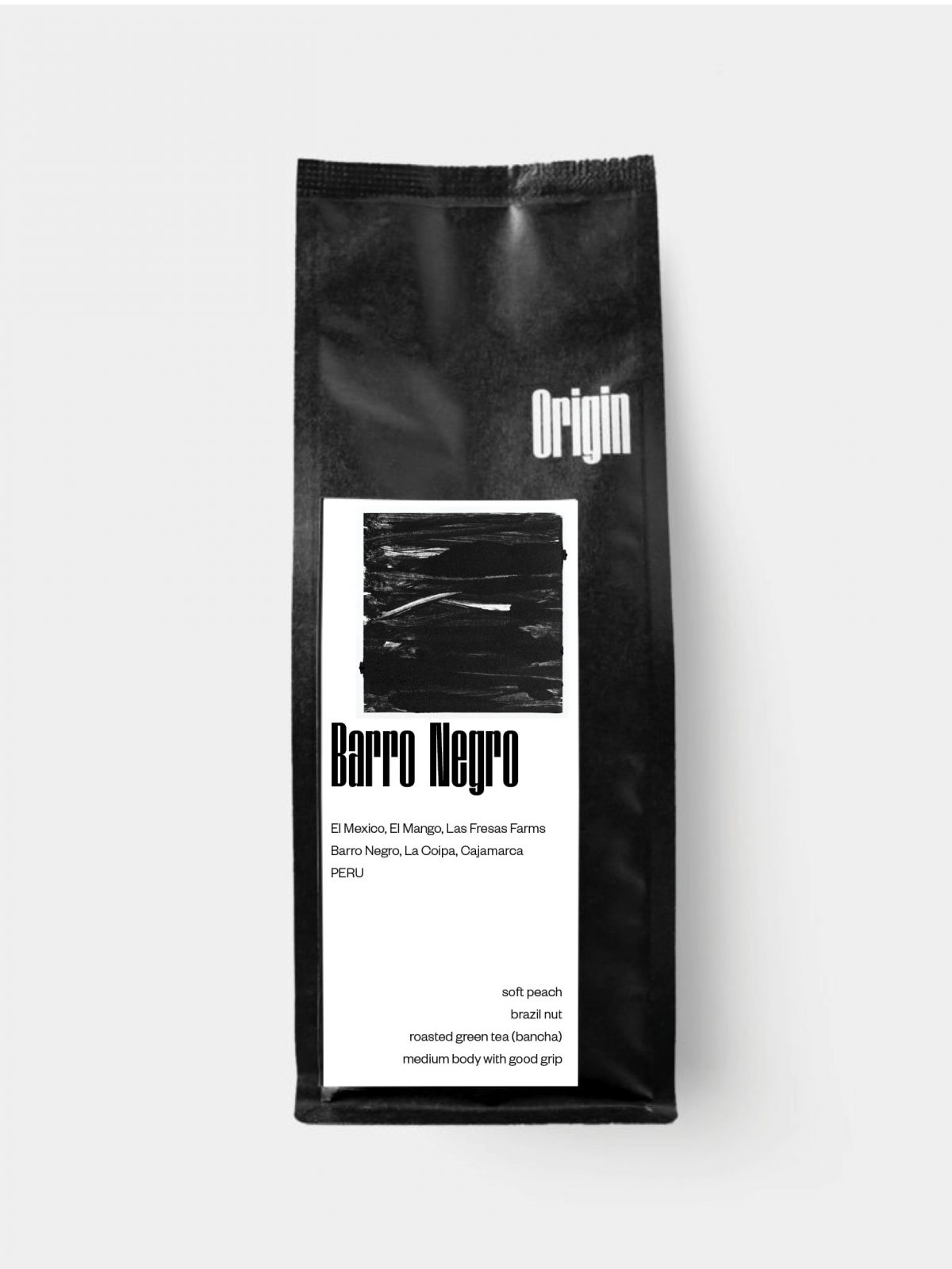 Peru Barro Negro - on the 250g bag