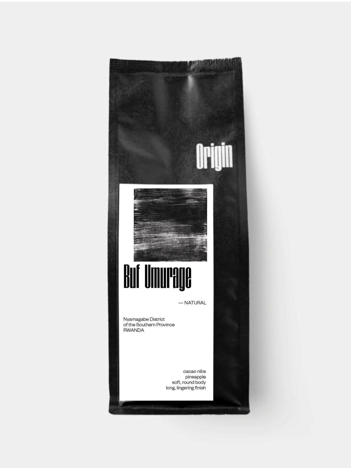 RWA Buf Umurage natural - on the 250g bag