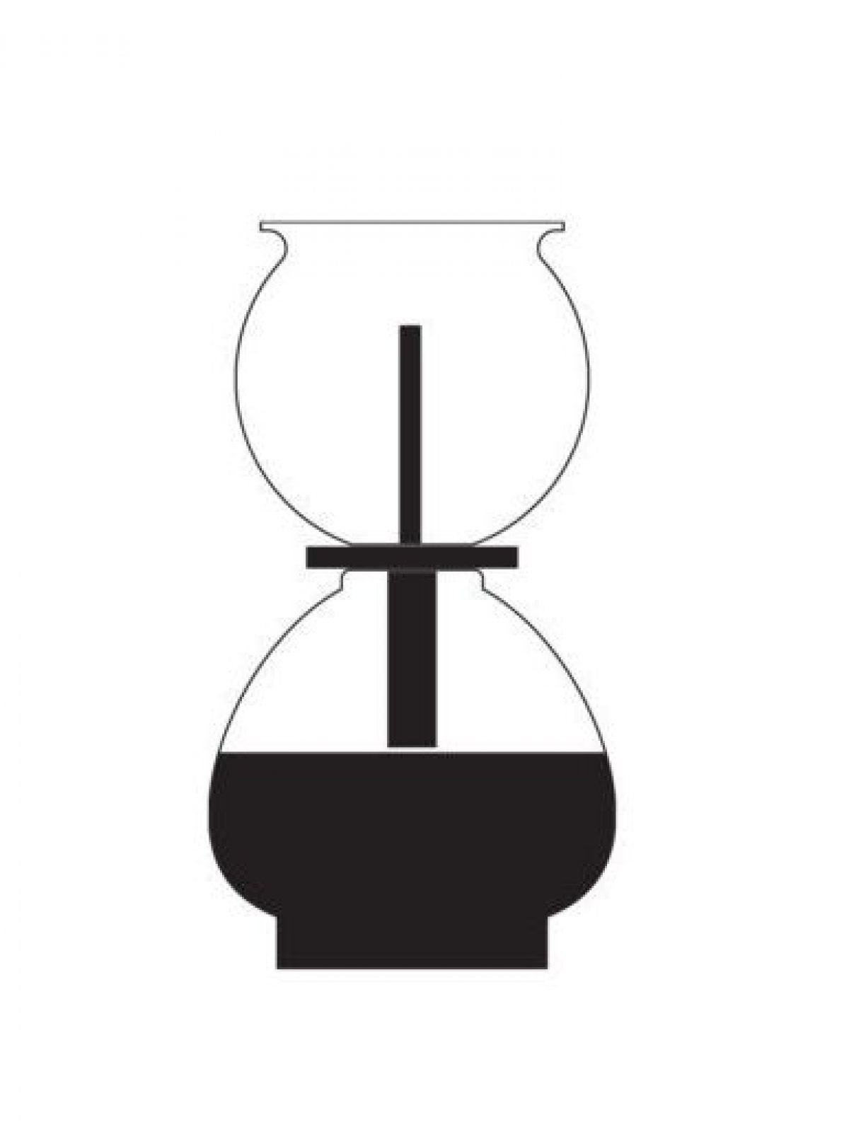 Siphon Silhouette