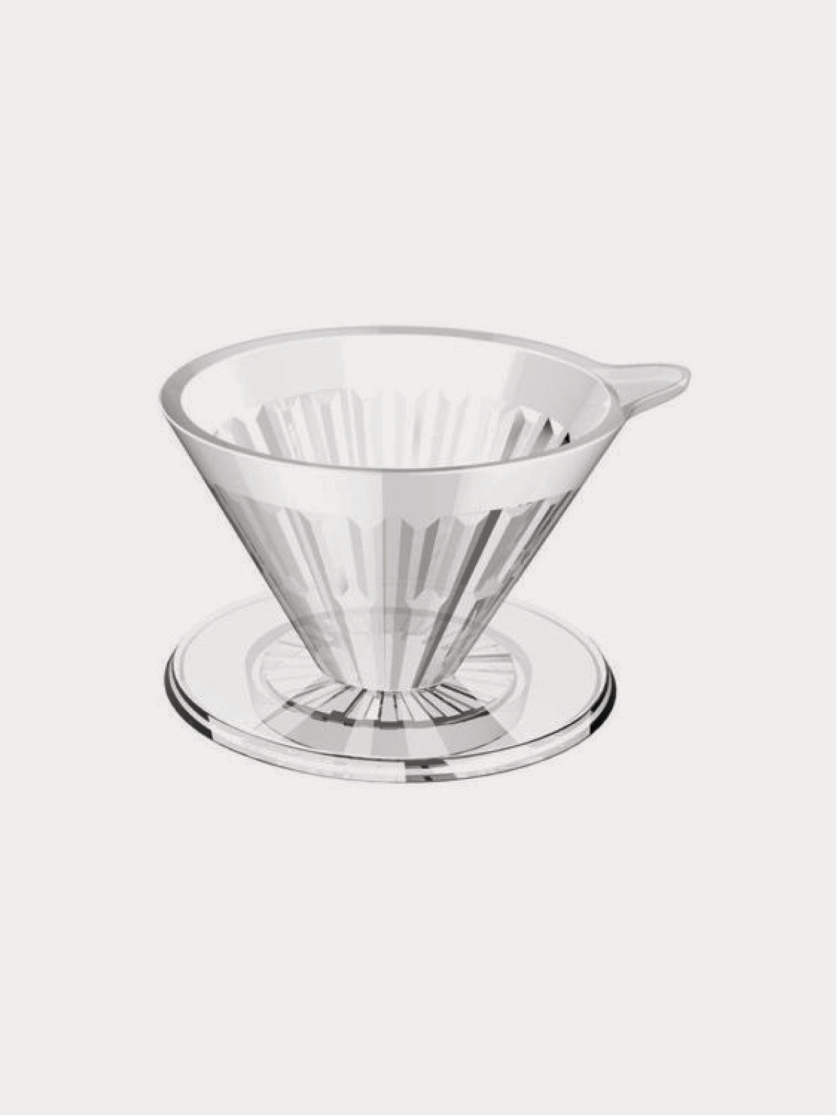 Timemore Crystal Eye Dripper - PCTG 02